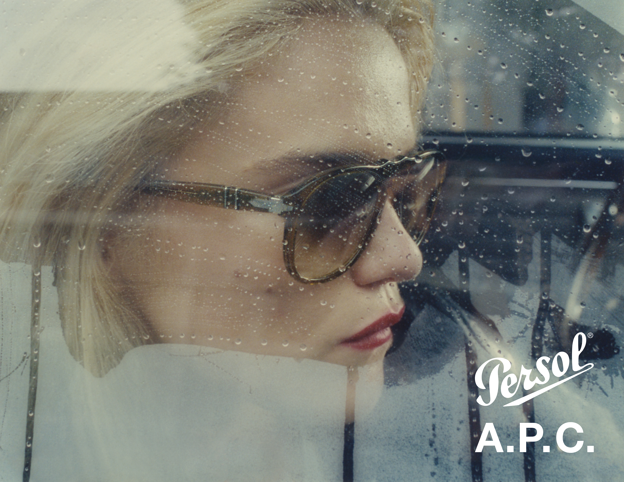 A.P.C. X PERSOL - WhyNot Mag