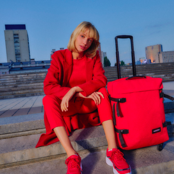Eastpak Travel Collection - WhyNot Mag