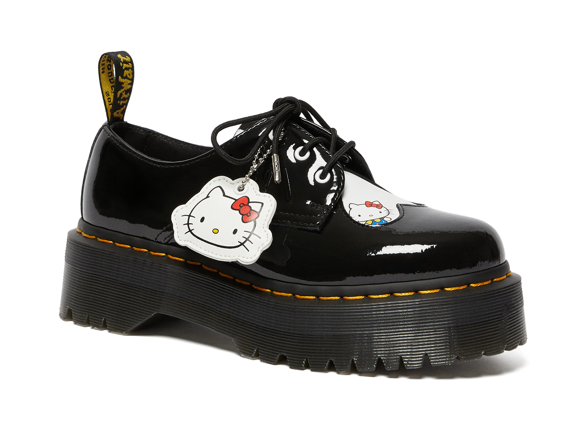 Dr. Martens X Hello Kitty - WhyNot Mag