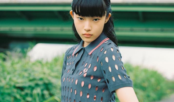 Fred Perry X Akane Utsunomiya - WhyNot Mag