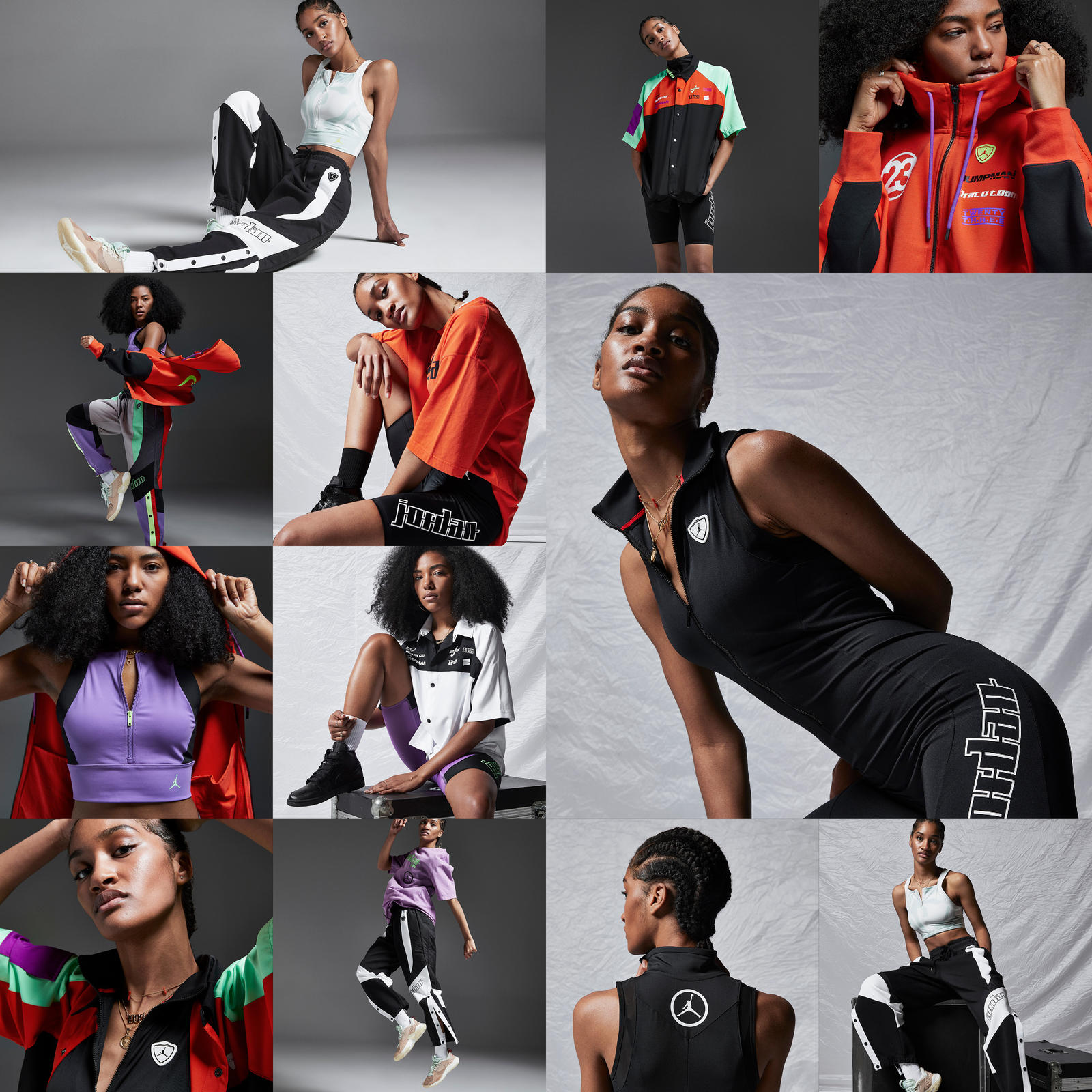 Jordan Womens's Moto Collection - WhyNot Mag