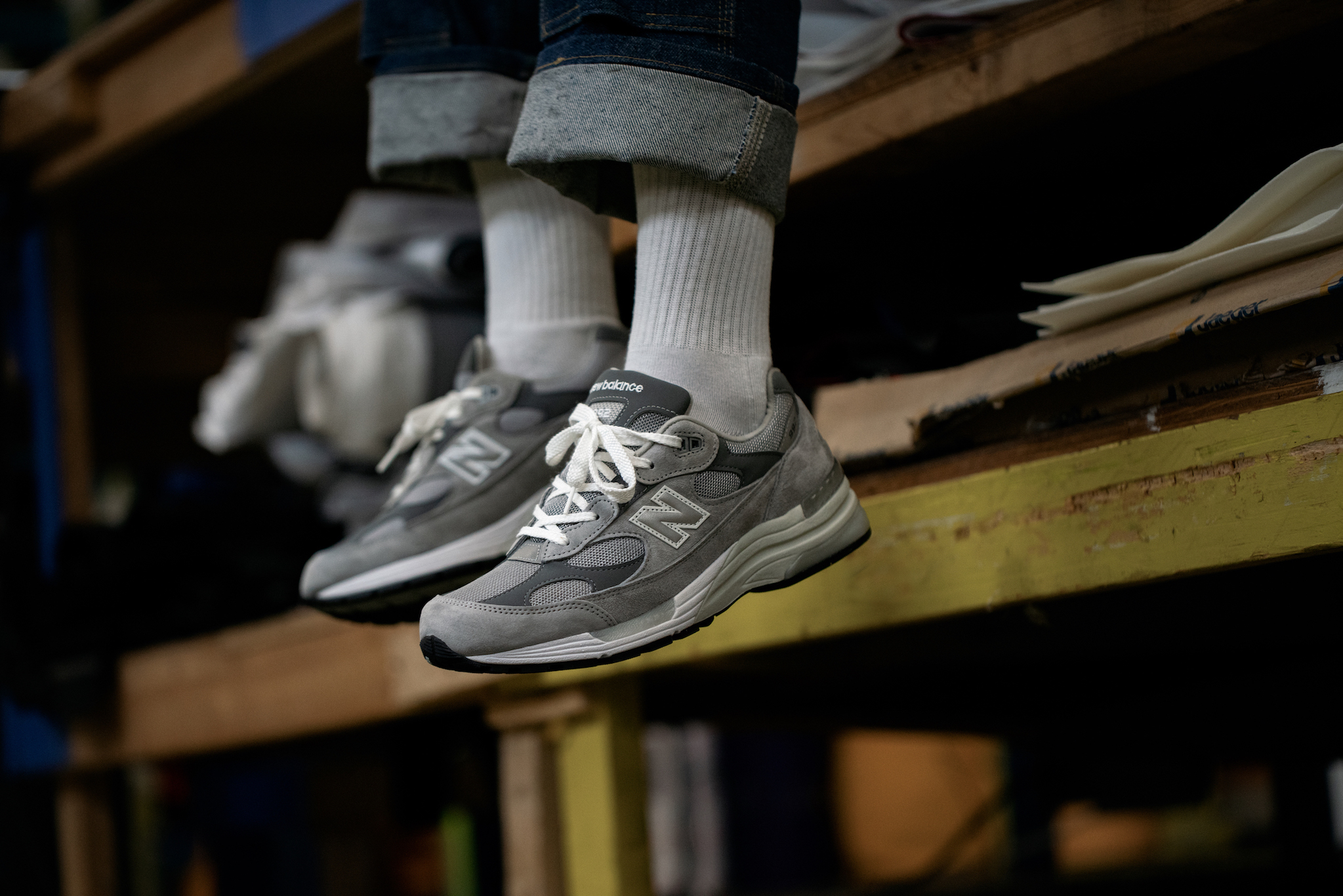 """NEW BALANCE - 992 """"MADE IN USA"""" - WhyNotMag"""
