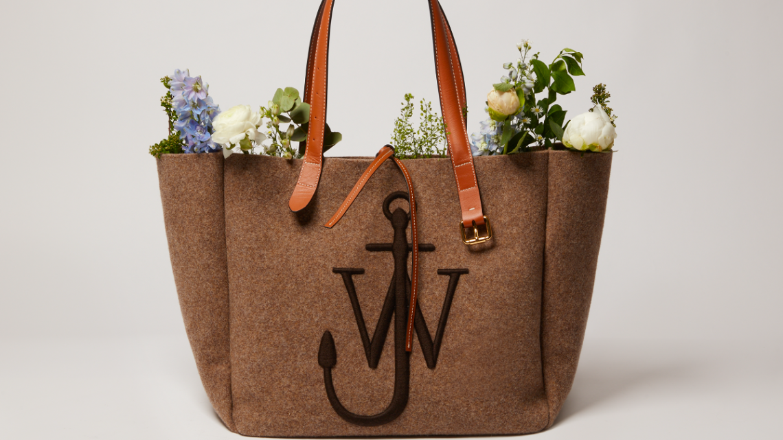 JW Anderson Belt Tote - WhyNot Mag