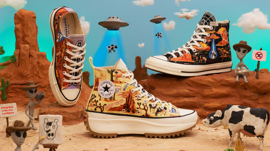Converse Twisted Resort - WhyNot Mag