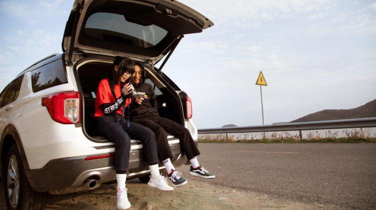 UltraRange EXO Vans